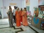 પ.પૂ.ભારતીબાપુ, સંતગણ, આચાર્યગણ સાથે અમો
